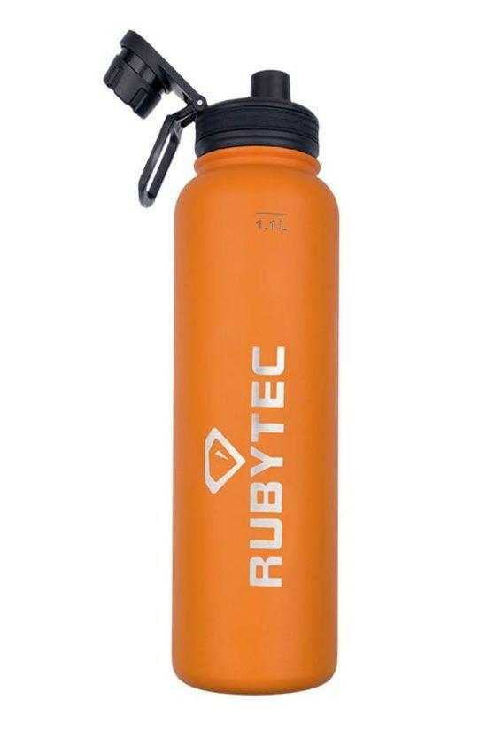 rubytec drinkfles oranje 0.55 liter