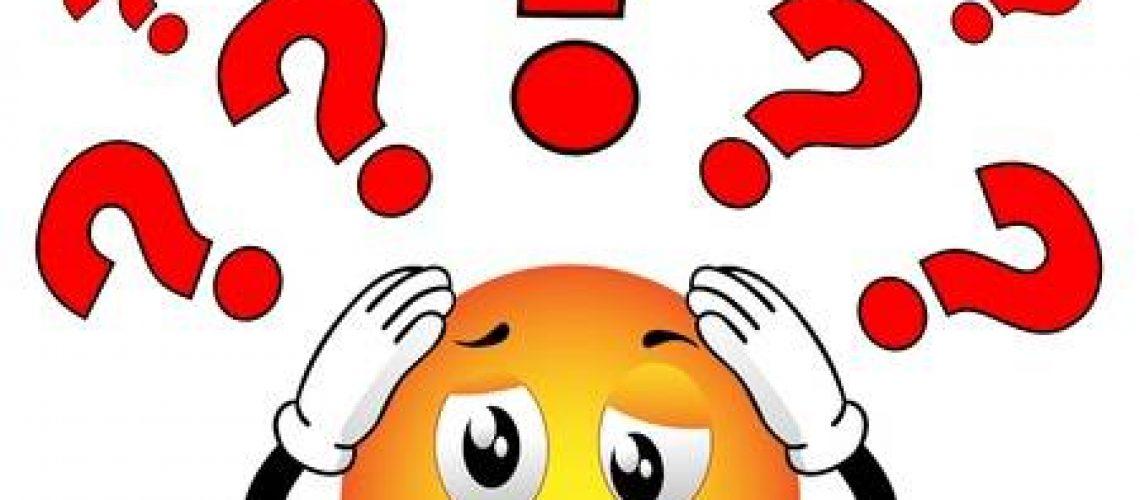 20440092-smiley-die-hebben-veel-vragen-en-stress